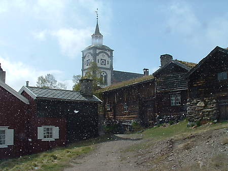 Church in Røros